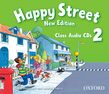 Happy Street 2 Class audio-cd