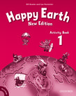Happy Earth 1 Activity Book