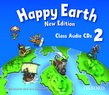 Happy Earth 2 Class audio-cd