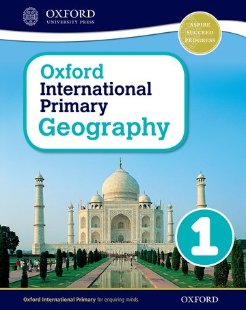 Oxford International Primary Geography Student Book 1