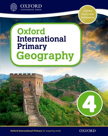 Oxford International Primary Geography Student Book 4