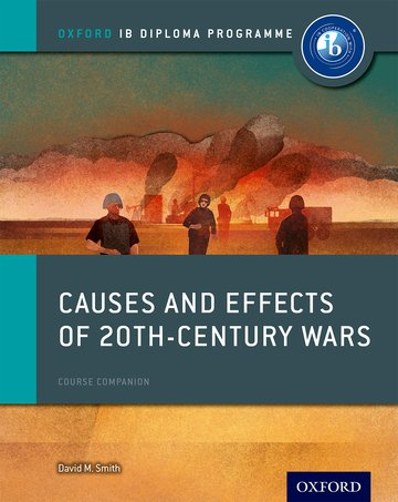 History Causes and Effects of 20th Century Wars Course Book