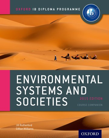 Environmental Systems and Societies Course Book