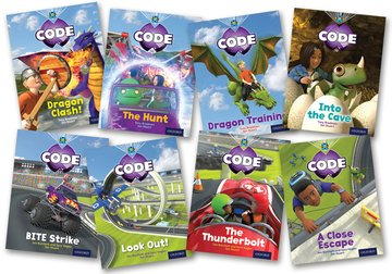 Project X Code: Dragon Quest  Wild Rides Pack of 8