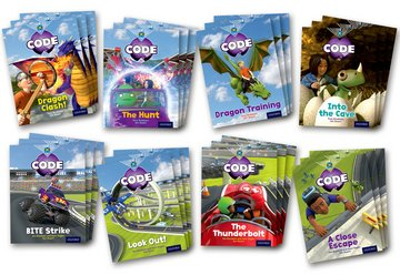 Project X Code: Dragon Quest  Wild Rides Class Pack of 24