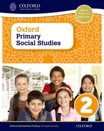 Oxford International Primary Social Studies Student Book 2