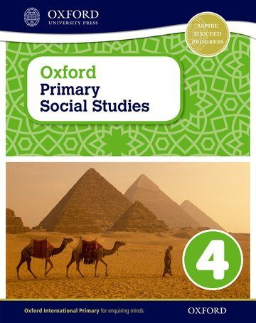 Oxford International Primary Social Studies Student Book 4