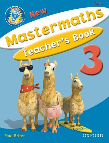 Maths Inspirations: Y5/P6: New Mastermaths: Teacher's Book