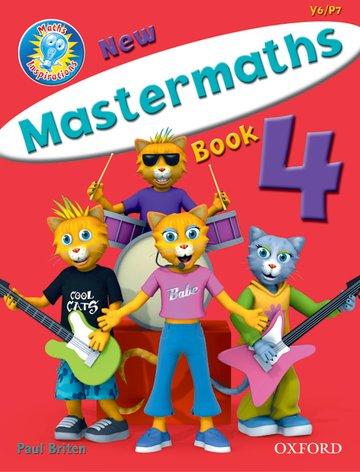 Maths Inspirations: Y6/P7 New Mastermaths: Pupil Book