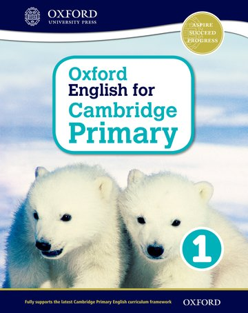 Oxford English for Cambridge Primary Student Book 1