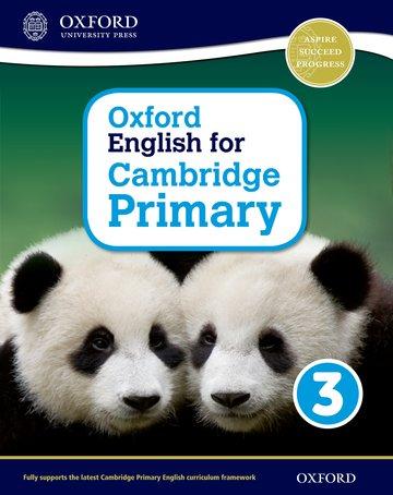 Oxford English for Cambridge Primary Student Book 3