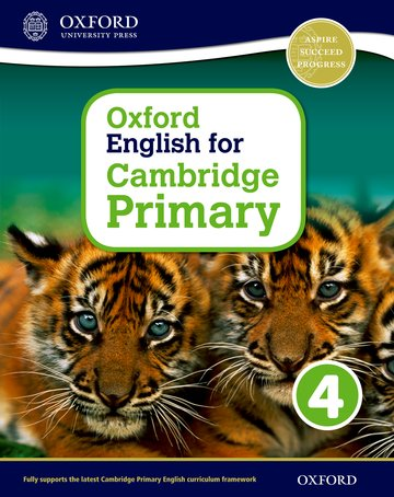 Oxford English for Cambridge Primary Student Book 4