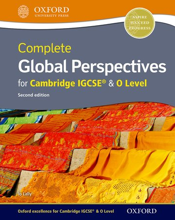 Complete Global Perspectives for IGCSE & O Level Student Book