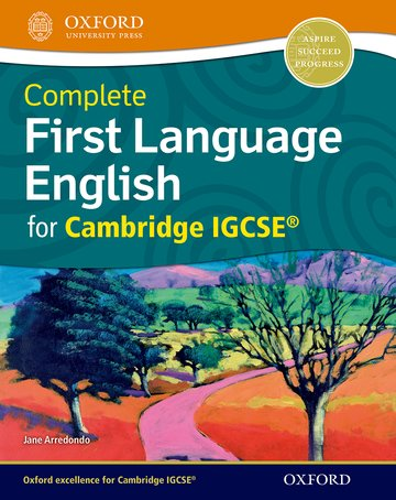 Complete First Language English for Cambridge IGCSE