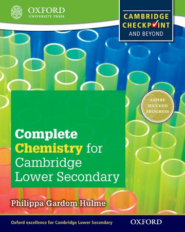 Complete Chemistry for Lower Secondary Student Book