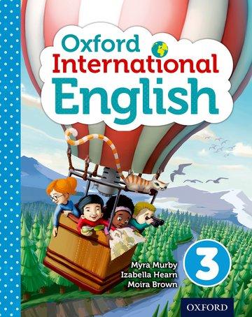 Oxford International Primary English Student Book 3