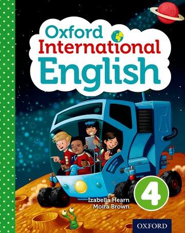 Oxford International Primary English Student Book 4