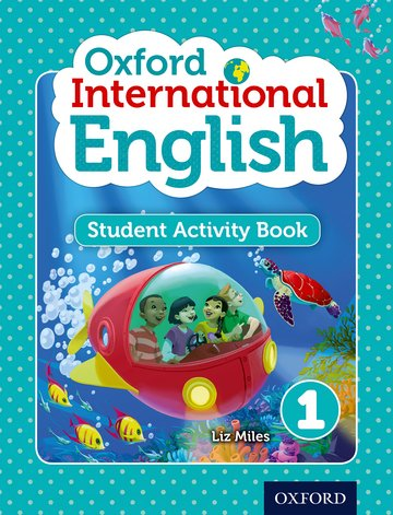 Oxford International Primary English Activity Book 1