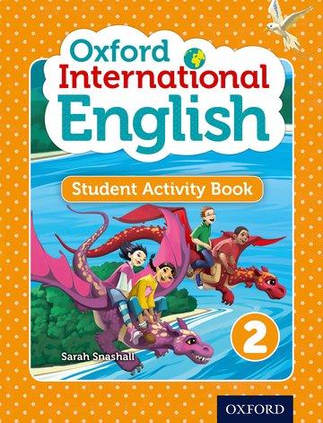Oxford International Primary English Activity Book 2