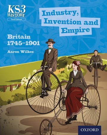 Industry, Invention and Empire 3e