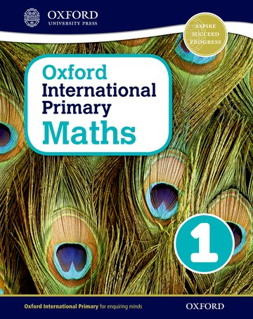 Oxford International Primary Maths: Stage 1: Age 5-6: Student Workbook 1