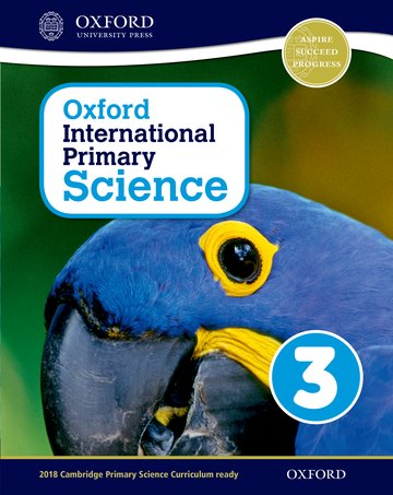 Oxford International Primary Science Student Book 3