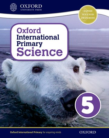 Oxford International Primary Science Student Book 5