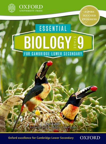 Essential Biology for Lower Secondary 9 Student Book