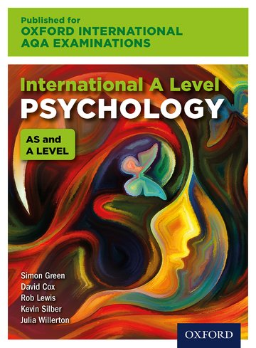 International AS & A Level Psychology for Oxford International AQA Examinations