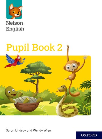 Nelson English Pupil Book 2