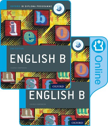 English B Course Book Pack