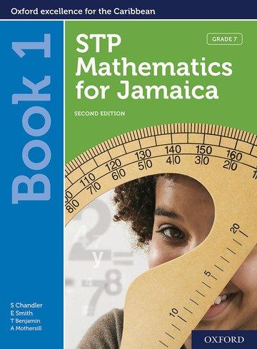 STP Maths for Jamaica Book 1