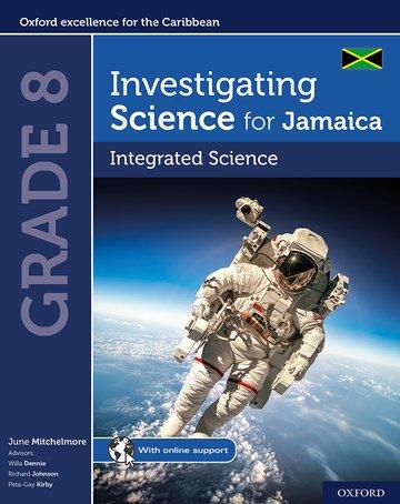 Investigating Science for Jamaica Grade 8
