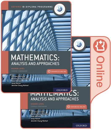 Mathematics: analysis and approaches HL Course Book Pack