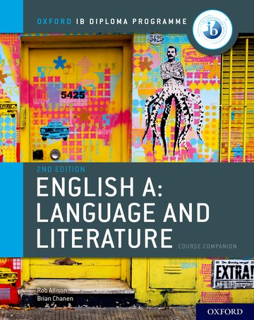 English A Language and Literature Course Book