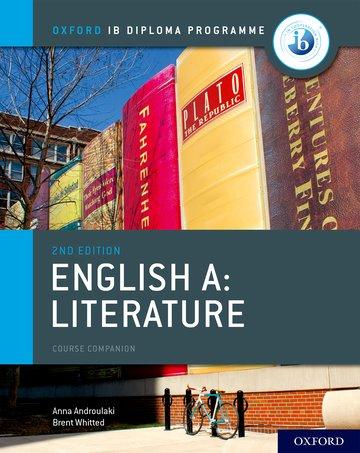 English A Literature Course Book
