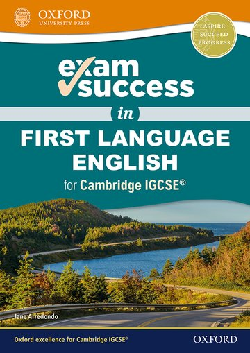Exam Success in First Language English for IGCSE
