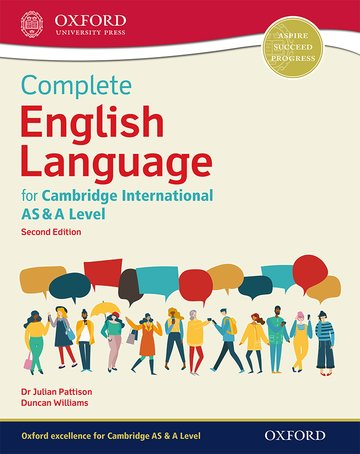 Complete English Language for AS & A Level Student Book