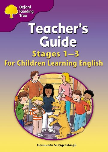 Oxford Reading Tree: Levels 1-3: Teacher's Guide for Children Learning English (Export Edition)
