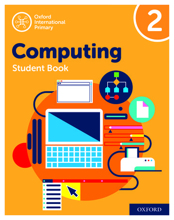 Oxford International Primary Computing Student Book 2