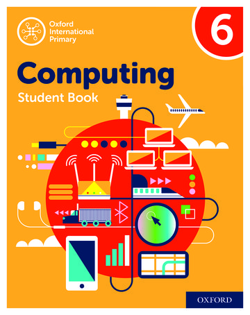 Oxford International Primary Computing Student Book 6