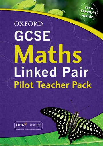GCSE Maths Linked Pair Pilot Teacher Pack