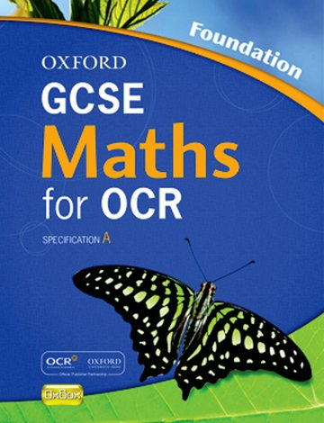 Oxford GCSE Maths for OCR Evaluation Pack