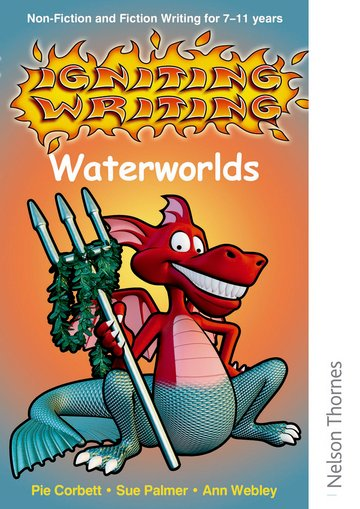Igniting Writing Waterworlds CD-ROM