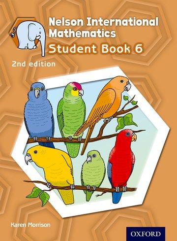 Nelson International Mathematics Student Book 6