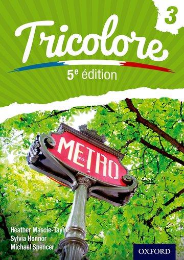 Tricolore 5e Student Book 3