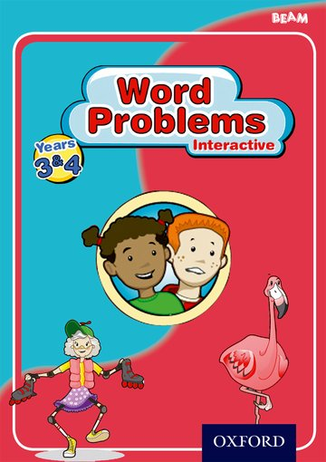 Word Problems Interactive Years 3  4