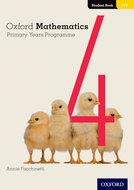 Oxford Mathematics for the PYP Student Book 4