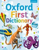 Oxford First Dictionary cover