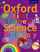 Oxford First Illustrated Science Dictionary cover